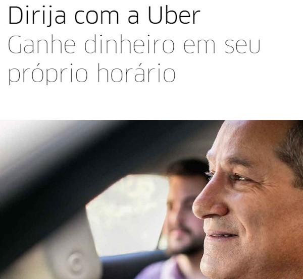 Uber: sorriso com dias contados